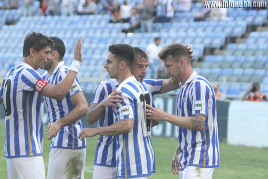 Recreativo de Huelva 3-0 Atlético Mancha Real