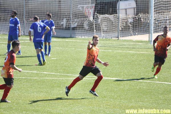 El Campillo C.F- 0-3 Nerva C.F.