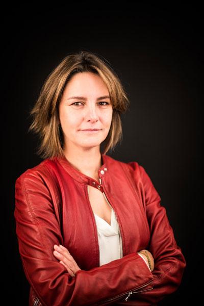 Una imagen de la directora de producción, Manuela Ocón.
