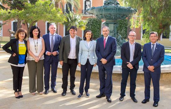 El Festival de Cine Iberoamericano de Huelva, el Ayuntamiento de Huelva, la Junta de Andalucía y Egeda han presentado el marco de colaboración para el fomento de la industria audiovisual iberoamericana que reunirá en Huelva a los principales agentes del sector nacional e internacional.