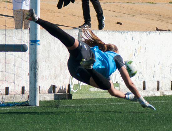Sporting Club de Huelva 0-1 FC Barcelona