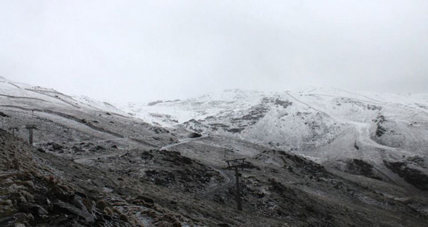 Imagen de la Estación de Sierra Nevada.