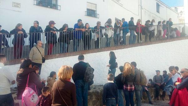 Jornadas Europeas de Patrimonio en Aroche el pasado fin de semana.
