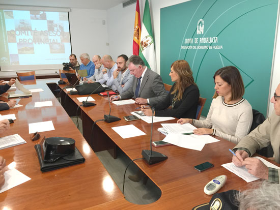 Comité Asesor del INFOCA.