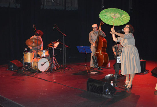 Imagen de la actuación.