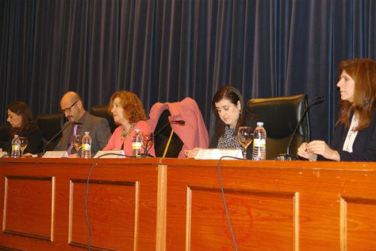 Acto de apertura del Día de la Facultad de Humanidades de la UHU.