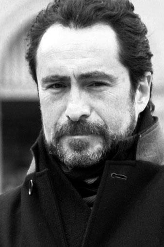 Imagen del actor Demián Bichir.
