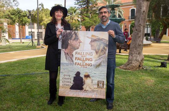 Presentación de 'Falling'  en la Casa Colón.