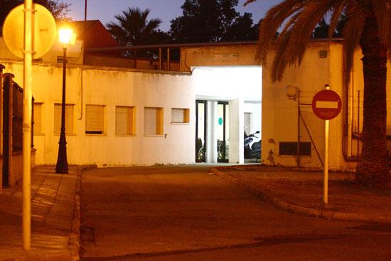 Imagen del centro de salud de La Palma del Condado.
