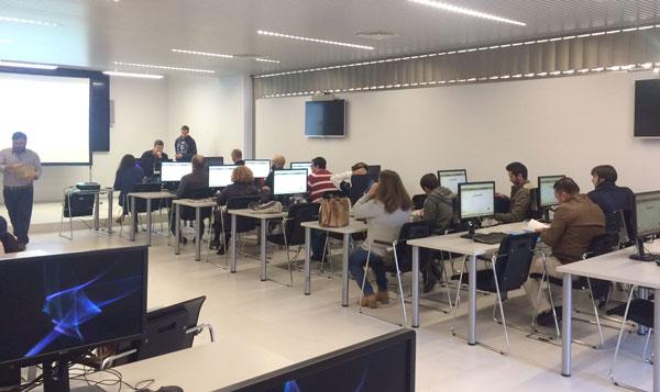 Jornada sobre el Callejero Digital de Andalucía Unificado.