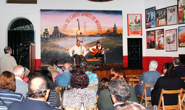 Noche flamenca en La Peña