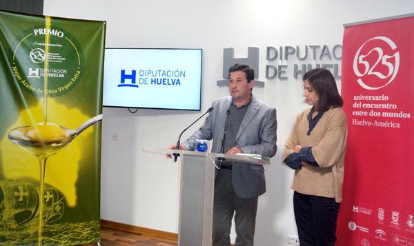 Ezequiel Ruiz en rueda de prensa.