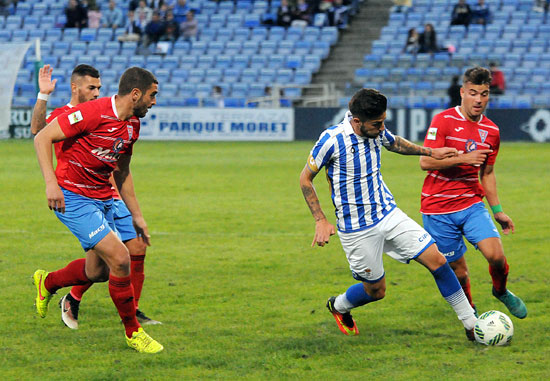 Recreativo de Huelva 0-0 La Roda C.F.