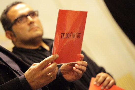 Imagen de una de las lecturas.