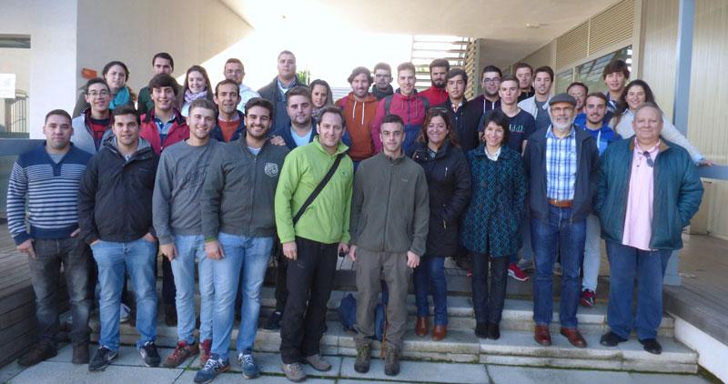 Imagen de los participantes en el taller.