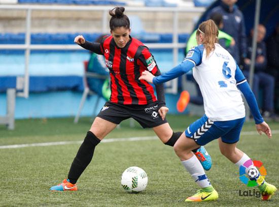 Zaragoza CFF 1-1 Sporting Club de Huelva.