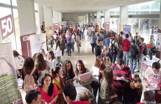 Imagen de la Jornada de Voluntariado.