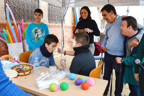 Imagen de una de las actividades desarrolladas.
