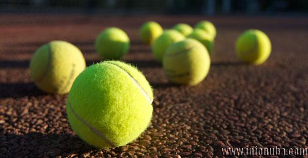 Imagen de pelotas de tenis.