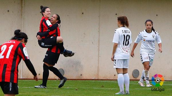 Sporting de Huelva 3-3 Fundación Albacete