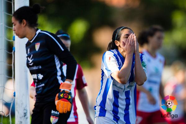 Santa Teresa 1-0 Sporting de Huelva