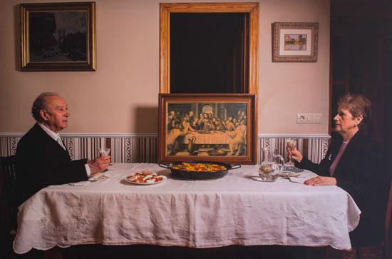 Oscar Vázquez estará con esta fotografía en la muestra de 'Sala Gaudia'.