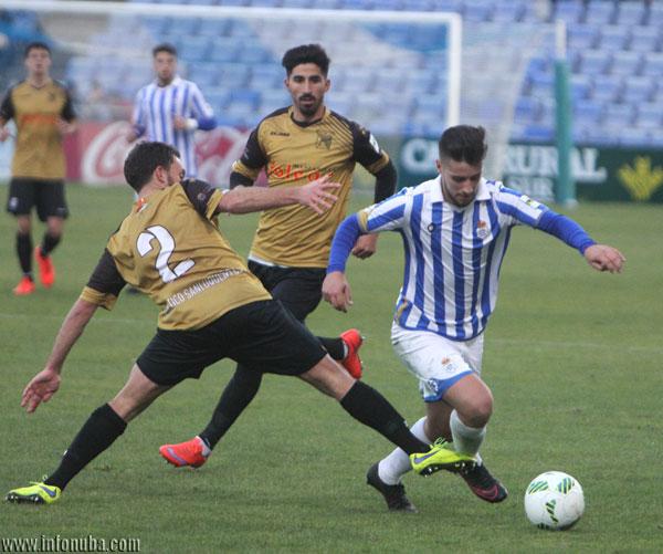 Recreativo de Huelva 2-4 Atlético Sanluqueño