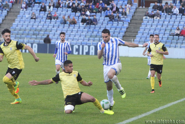 Recreativo de Huelva 1-1 Marbella FC