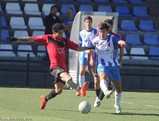 U.D. Aracena 0-1 Ayamonte C.F.