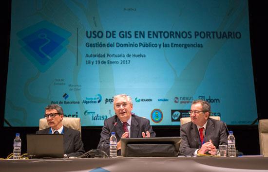 Imagen de la presentación del evento.