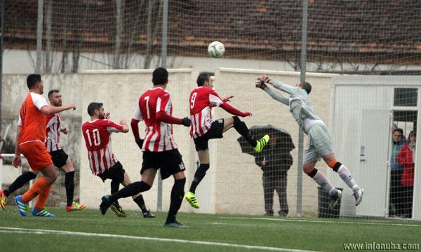 Riotinto Balompié 3-2 Beas C.F