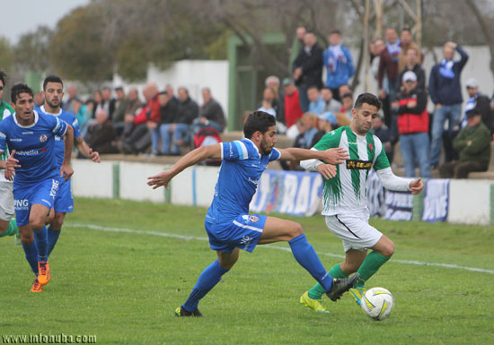 C.F. Olímpica Valverdeña 1-1 Xerez Deportivo F.C.