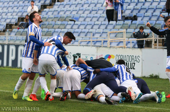 Recreativo de Huelva 1-0 Balómpedica Linense