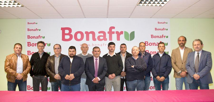 Junta Directiva de Bonafrú.