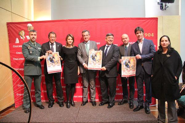 La presentación oficial de la ronda andaluza se celebró hoy en Sevilla.
