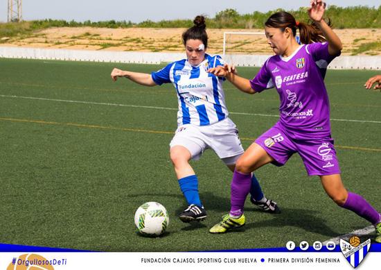 Sporting de Huelva 1-1 UDG Tenerife