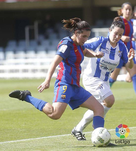 FC Barcelona 5-1 Sporting de Huelva