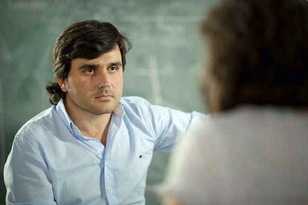 Fernando Arroyo, director de obra.