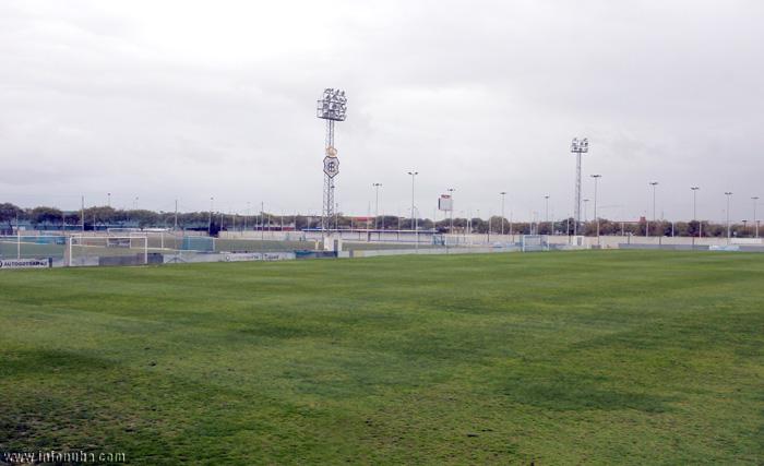 Instalaciones de la Ciudad Deportiva del Decano.