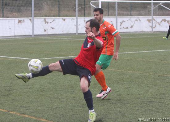 Zalamea C.F. 2-0 C.D. Fútbol Base Valverde