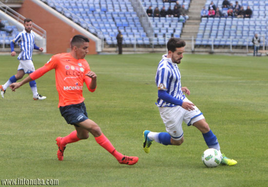 Recreativo de Huelva 0-1- CD El Ejido 2012