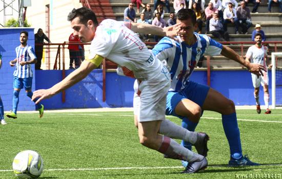 La Palma C.F. 0-1 U.P. Viso