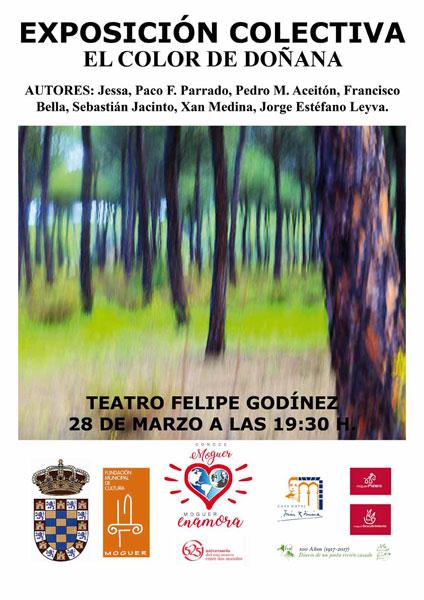 'El color de Doñana'