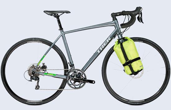 Imagen de una de las bicicletas Trek afectadas por la llamada a revisión de la empresa.