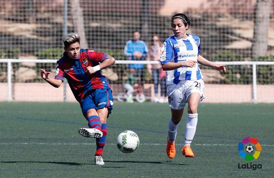 Levante U.D. 2-0 Sporting de Huelva