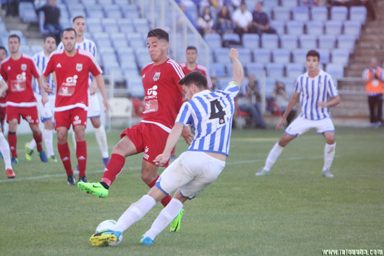 Recreativo de Huelva 1-1 Mérida A.D.