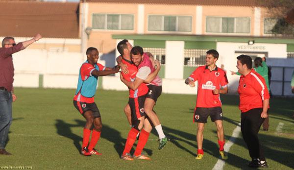Olímpica Valverdeña 3-5 Cartaya A.D