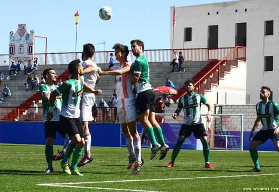 La Palma C.F. 3-0 Olímpica Valverdeña
