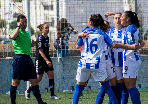 Sporting de Huelva 3-0 Zaragoza CFF