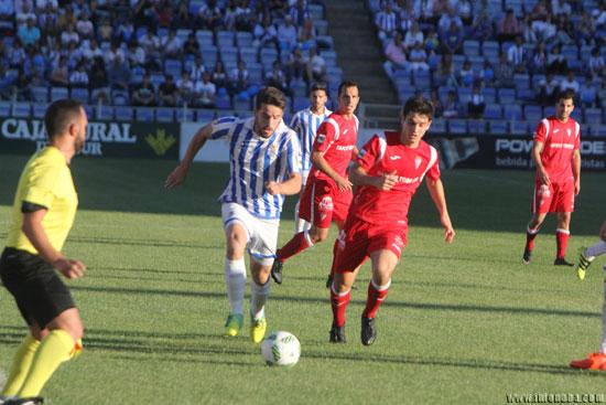 Recreativo de Huelva 1-0 San Fernando C.D.